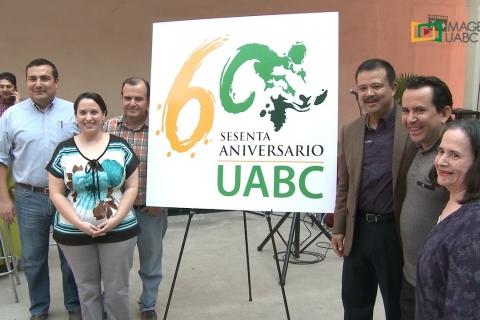 Embedded thumbnail for  Logotipo del 60 aniversario de la UABC