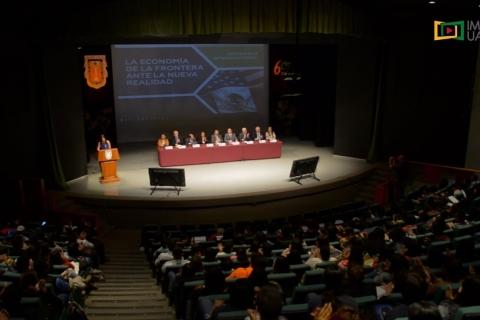 Embedded thumbnail for Seminario Internacional: La Economía de la Frontera Ante la Nueva Realidad
