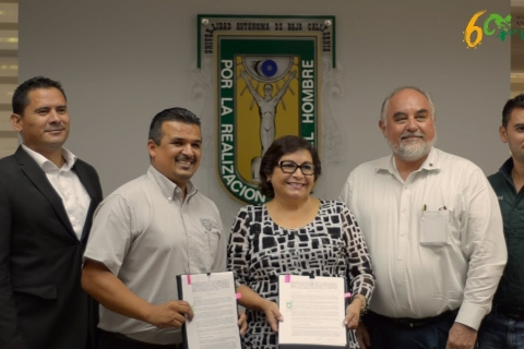 Embedded thumbnail for Firma de Convenio UABC e Instituto Municipal del Deporte en Tijuana