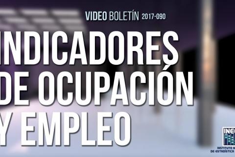Embedded thumbnail for  Indicadores de Ocupación y Empleo | Cifras durante Diciembre de 2016