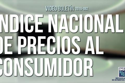 Embedded thumbnail for Índice Nacional de Precios al Consumidor | Cifras durante Noviembre de 2016