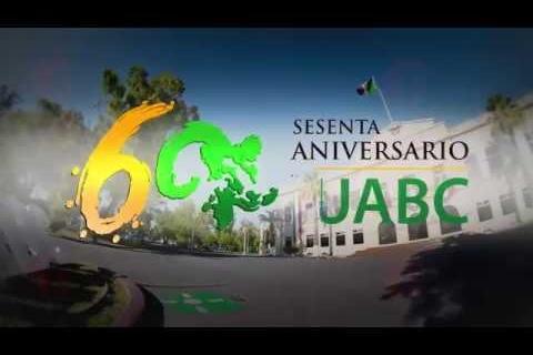 """Embedded thumbnail for 60 aniversario de la UABC - Promocional: """"Siempre hacia la cima"""""""