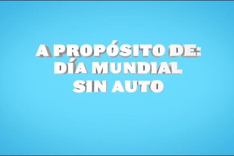 Embedded thumbnail for Estadísticas A Propósito De... Día Mundial sin Auto