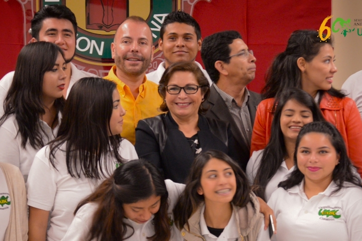 Embedded thumbnail for Bienvenida a estudiantes de intercambio en Campus Tijuana