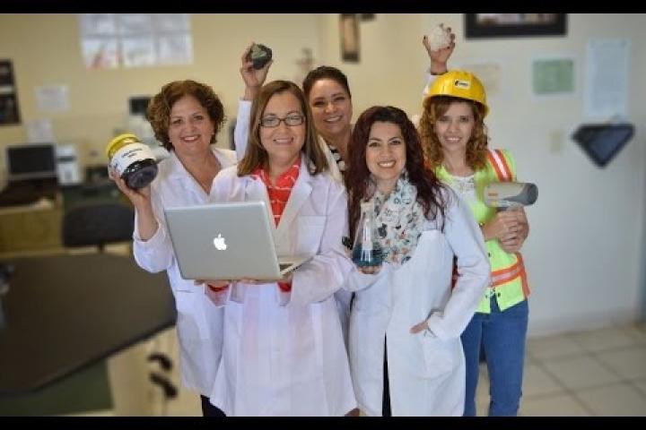 Embedded thumbnail for Mujeres en la investigación UABC