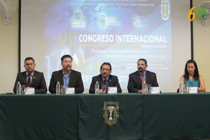 Embedded thumbnail for VII Congreso Internacional de Productividad, Competitividad y Capital Humano