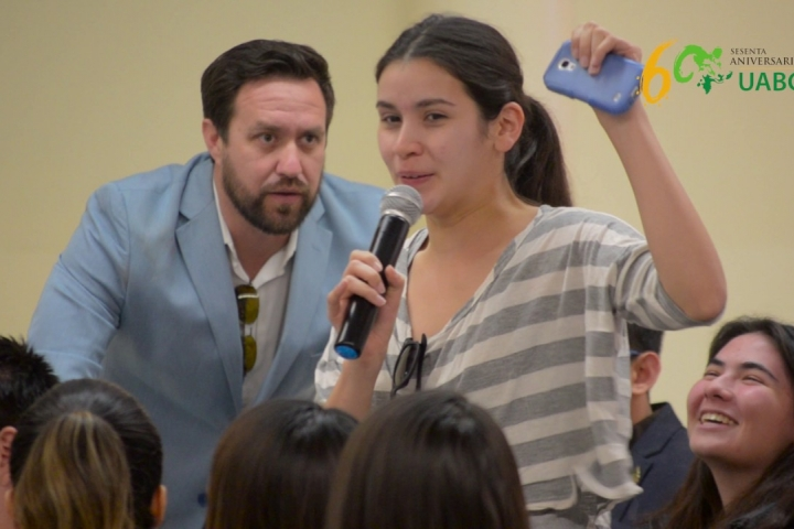 Embedded thumbnail for  XXVIII Convocatoria del Programa de Intercambio Estudiantil 2017-2