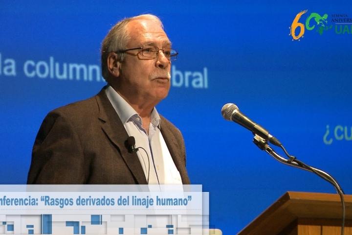 Embedded thumbnail for Inició Cela Conde ciclo de conferencias en UABC