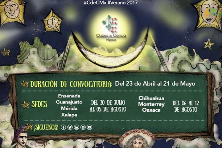 Embedded thumbnail for Clubes de Ciencia México 2017
