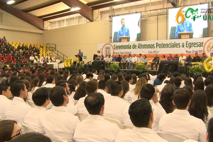 Embedded thumbnail for Son 1,824 Cimarrones Potenciales a Egresar del Campus Mexicali