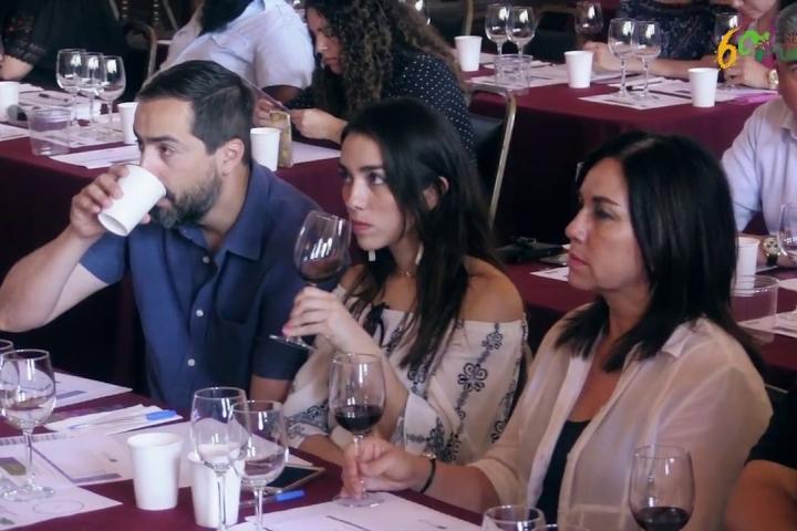 Embedded thumbnail for XXV Concurso Internacional Ensenada Tierra del Vino y VI Coloquio del Vino 2017