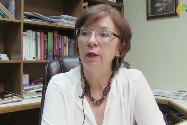 Embedded thumbnail for Mujeres en la investigación - Dra. Larisa Burtseva