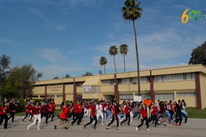 Embedded thumbnail for Campaña Un billón de pie en Campus Tijuana